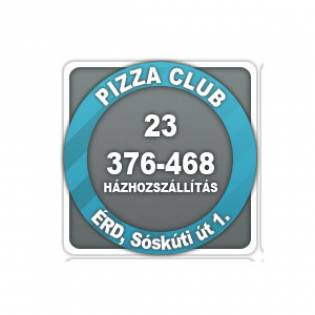 Pizza Club Érd-Parkváros
